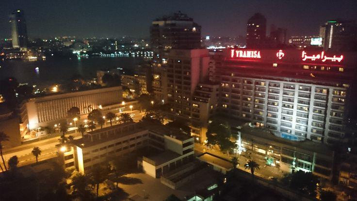 Night View@Cairo
