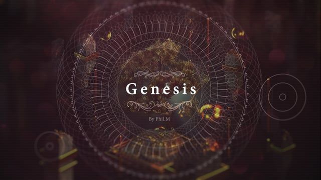"https://www.behance.net/gallery/40654461/Genesis  Short film ""Genesis"" about a journey of fantasy between macrocosm and microcosm. It's a product of my experiences and thoughts about the structure of our world, an energy that inspires us, and ideas that we capture.  Credits: Design/ Producing/Animation/Compositing: Phil.M Music: Dario Marianelli - Evey Reborn.   Thank You for watching!"