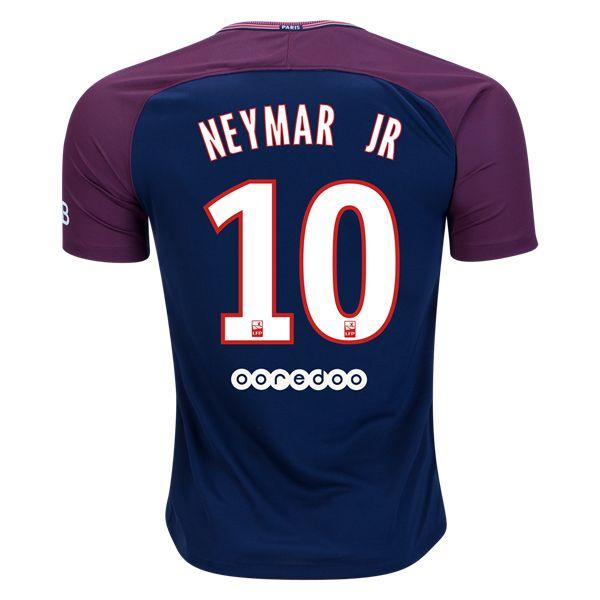 Nike Neymar Paris Saint-Germain Home Jersey 17/18