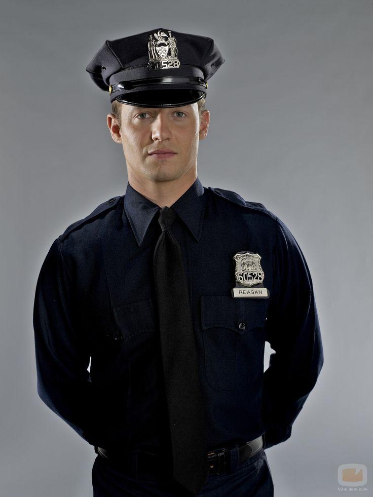 Fuck Yeah, Will Estes looking Sharp in his Cop uniform!