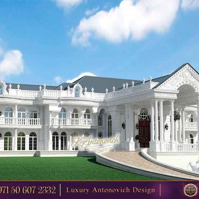 Quality Home Exteriors Design: Pin By Elvin Qasimov On M A L İ K A N E