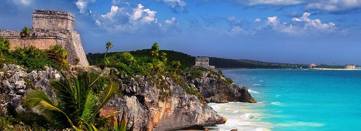 Looking for a wedding location which provides beautiful greenery and ancient history? The Mayan Riviera offers both the charm of the Caribbean and the hospitality of historic Mexico. Visit: http://goo.gl/r97SiF