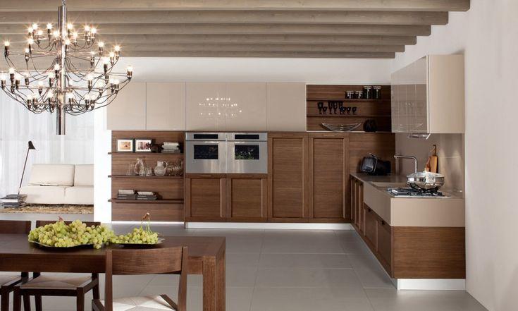 17 migliori idee su dispensa cucina su pinterest mobili for Piani di cucina con isola e camminare in dispensa