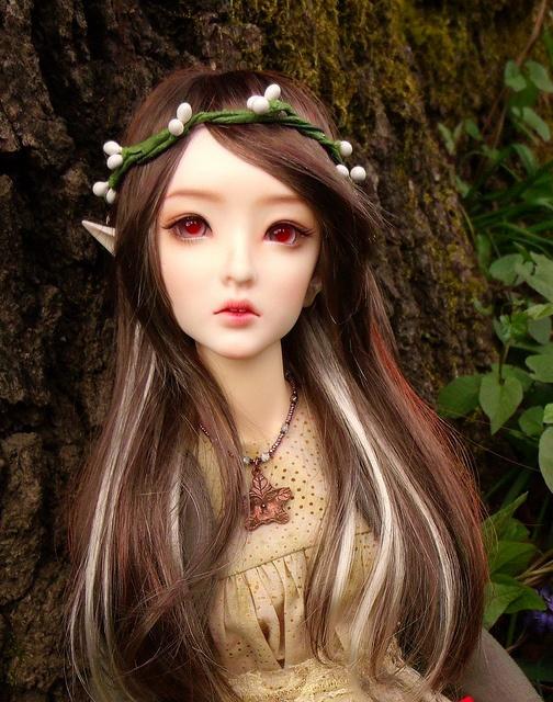 Maila Star by cedar_heart, via Flickr, supia haeun bjd