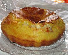 ciambella salata con prosciutto e formaggio