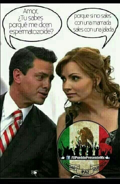 #Chiste de politica