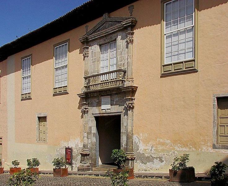 Casa Monteverde, Calle colegio 6. La Orotava, Tenerife. Islas Canarias