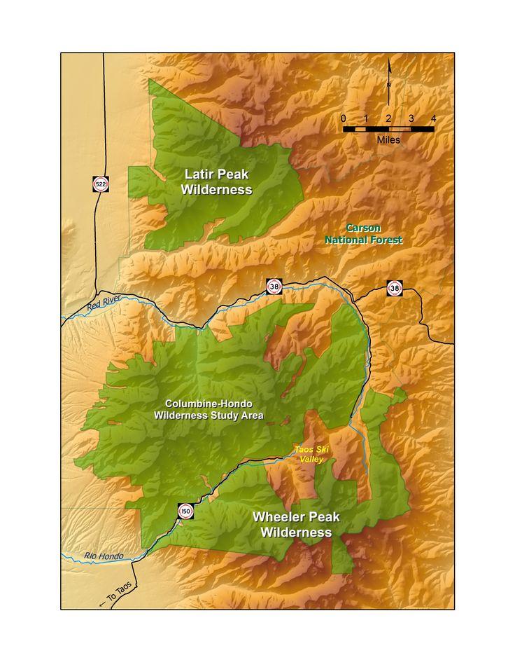 Wilderness.net - Wilderness Areas in Idaho