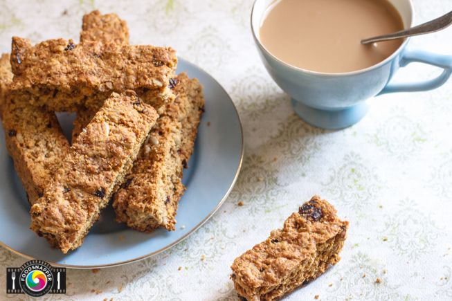Weet-Bix and cranberry rusks | Recipes from Kitchen.net