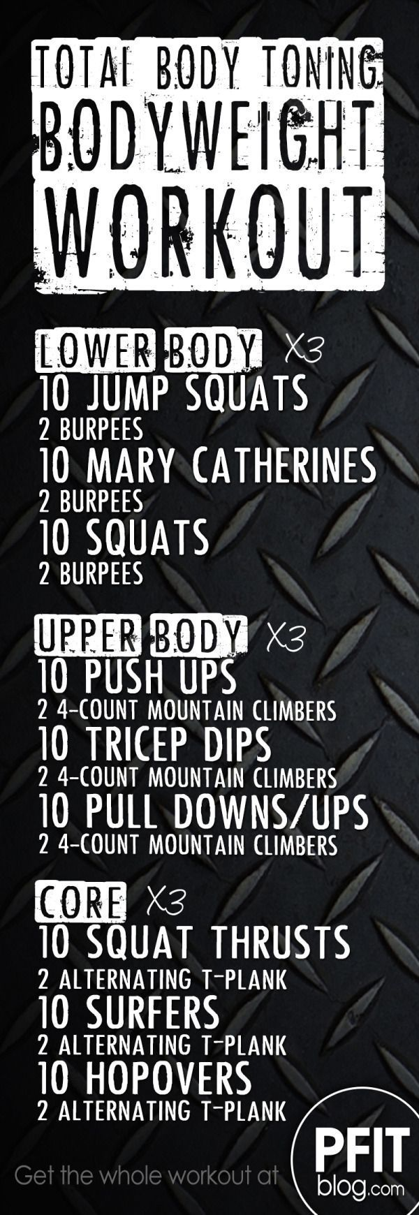 10 Strength and Cardio Workouts