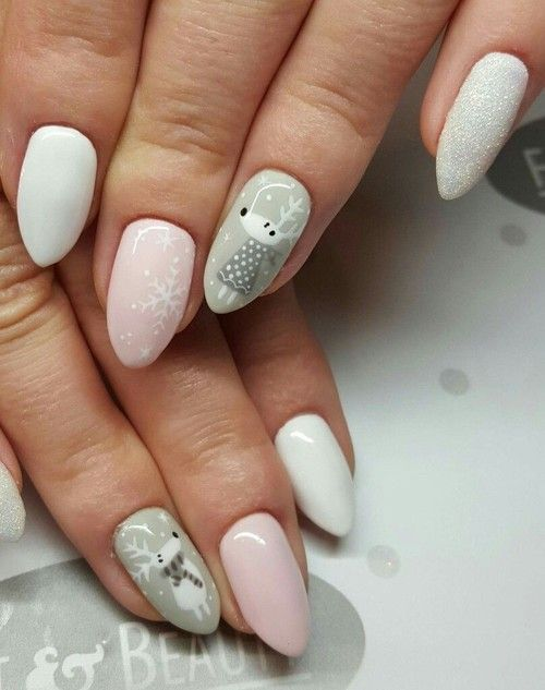 #nails #manicure #inspiration #winter #nailsart #bblogger #beauty #hands #christmas #party