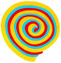 """""""En 1991 a los símbolos patrios que identificaban la nación colombiana: el escudo, la bandera y el himno, se sumó otro: el logo-símbolo de la marca Colombia diseñado por David Consuegra para la Corporación Nacional de Turismo con el fin de representar a Colombia en el exterior"""": Juan Diego Sanín Santamaría  Magíster en Estética."""
