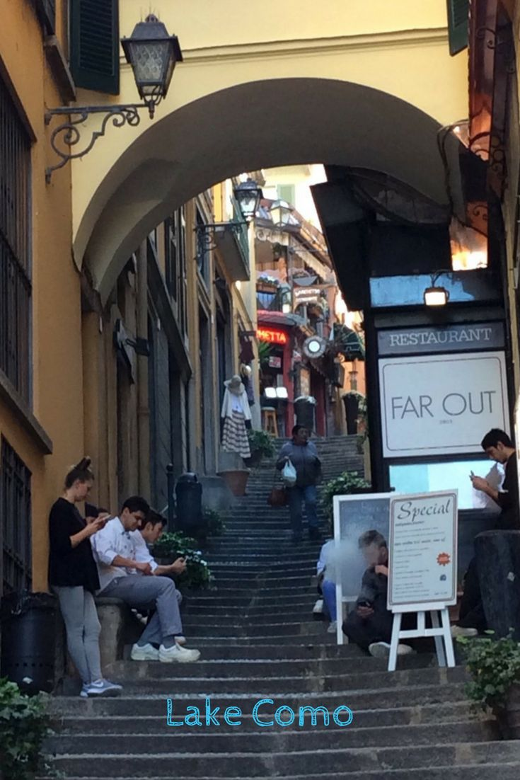 Find out why Lake Como is well worth a trip off season. #LakeComo #Italy #travel #highlights #tips