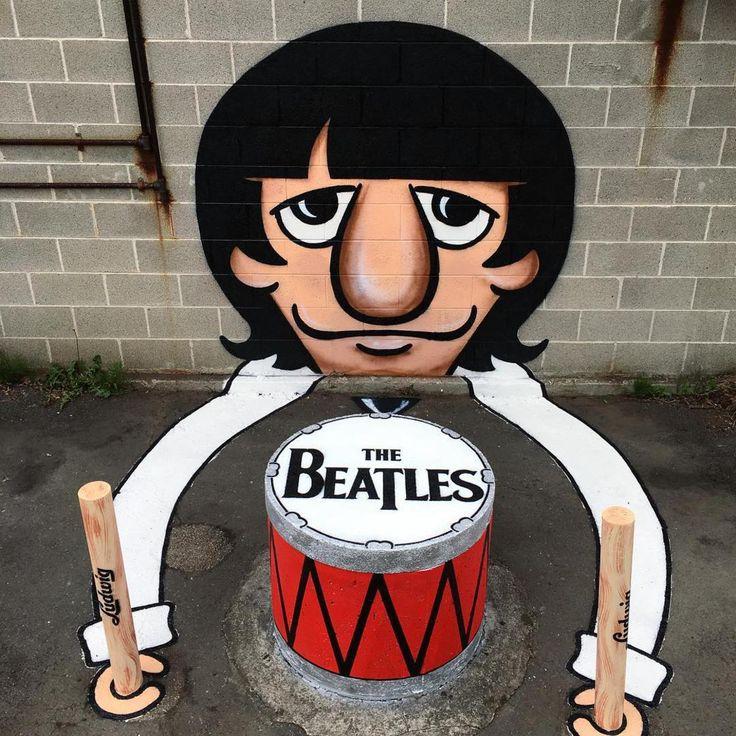 Le street art décalé de Tom Bob envahit les rues de New York   Ufunk.net