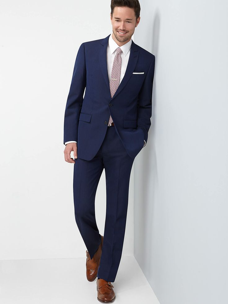 Mens Suit Warehouse | My Dress Tip