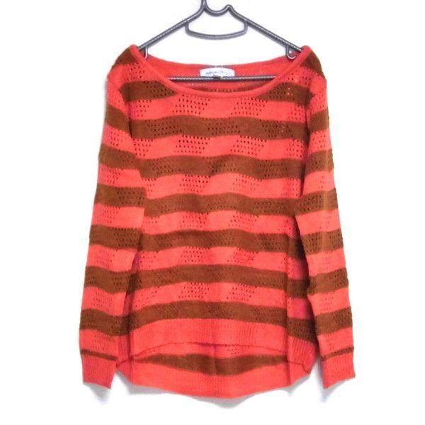【ブランド】 Finders Keepers ( ファインダーズ キーパーズ )ジェシカアルバさんパリスヒルトンさんニッキーヒルトンさんリアナさんやクリスチャンスチュワートさんエイミーソングさんなど多くのセレブが着用されているオーストラリアの可愛いファッションブランドです。明るいカラーリングベースのトップスは周囲にも好印象♪長袖ロングスリーブの暖かいあくりる仕様!スカートやブーツにも相性抜群です。セレブが愛用しているブランドなのでお洒落な気分でコーディネートできます。【色】( fall winter ニットセーター ) ミッドナイト サンセット ボーダー 【サイズ】XSサイズ ■身幅 : 約52cm (袖下~袖下)■身丈 : 約63cm (後ろ中心)■肩幅 : 約43cm■袖丈 : 約56cm【素材】100%アクリル 【 全国送料無料 】 15時までのご注文は 当日発送いたします。【 代引き ・ コンビニ決済 】の発送は下記の L'Etoile beaute 他店舗にて お求めの商品でご利用いただけますhttp://letoilebeaut.fashionstore.jp/