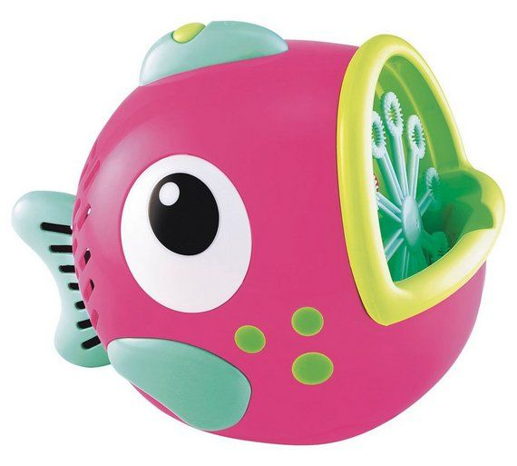 Buy Early Learning Centre Bubble Fish Flora at Argos.co.uk - Your Online Shop for Bubbles, Outdoor games, Outdoor toys, Toys.