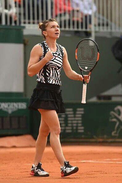 Simona Halep, Roland Garros 2016