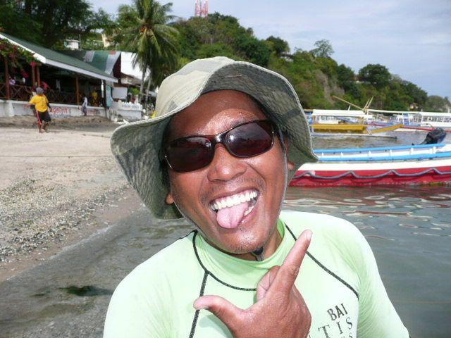 Chris ~Puerto Galera Philippines