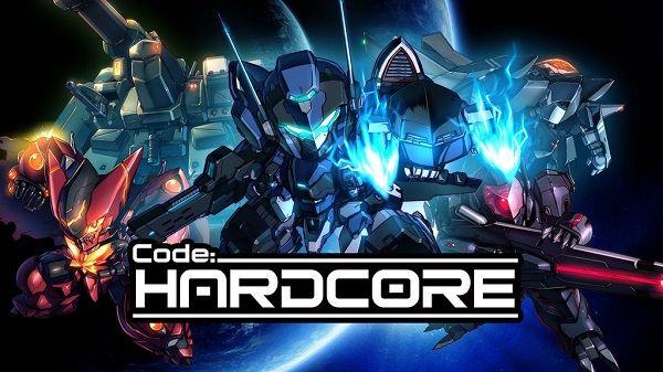 Su Kickstarter arriva Code: HARDCORE, ambizioso shooter 2D