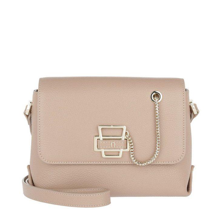 Aigner Aigner Tasche – Isabella Crossbody Bag Tan Brown – in beige – Umhängetasche für Damen