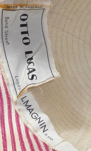 otto lucas bond street hat