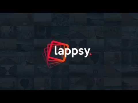 Lappsy - Picture Your Story. #Promo #Video #HD