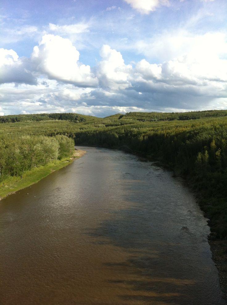 Peace River, Alberta Canada
