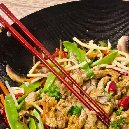 Boeuf thaï ! Une recette thaïlandaise à dévorer INTÉGRALEMENT ! A découvrir sur Socopa.fr #recette #boeuf
