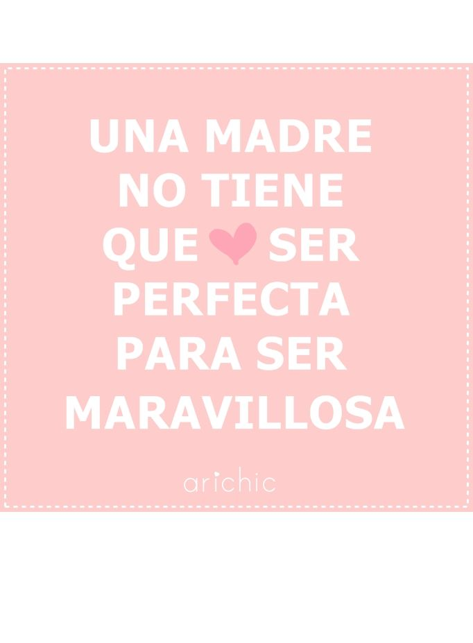 Madres Maravillosas... www.arichic.com