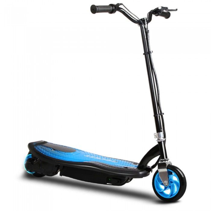 Kids Electric Scooter - Blue