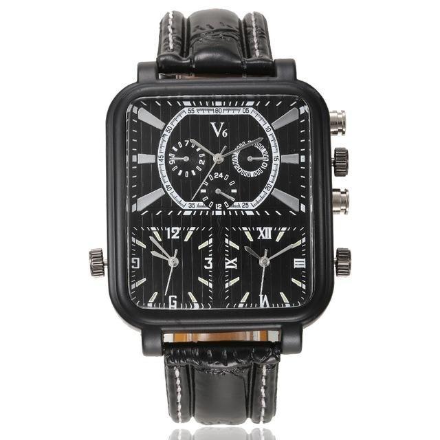 Big Dial Square Watch – uShopnow store