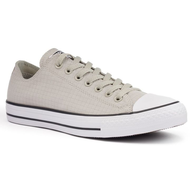 Men's Converse Chuck Taylor All Star Square Shoes, Size: 10, Med Green
