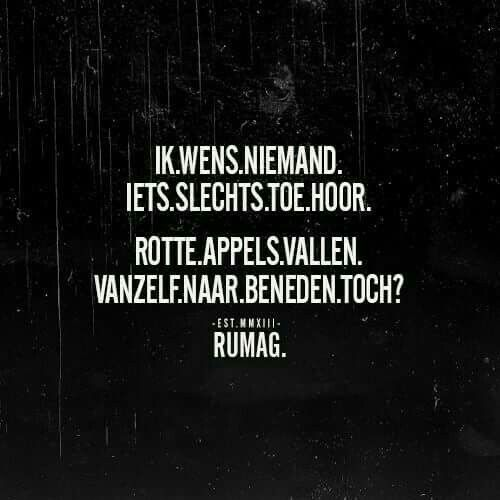 Appels #rumag