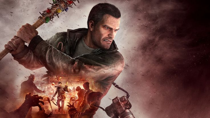 Frank West Dead Rising 4
