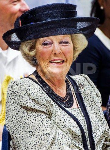 Princess Beatrix Wraps Up Caribbean Tour