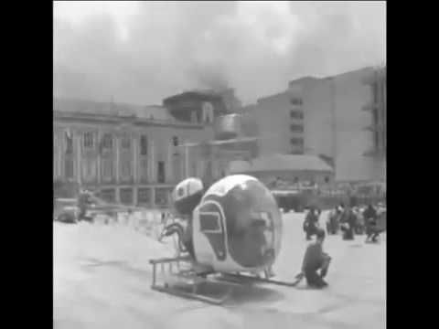 Incendio Edificio de Avianca 1973