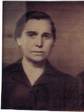 Alfonsa Rodríguez Robles. De las primeras votantes femeninas en España. En Marzo de 1933. Elecciones a Juez de Paz en Marmolejos. 6 meses antes de que votaran la mayoría de las españolas por primera vez.