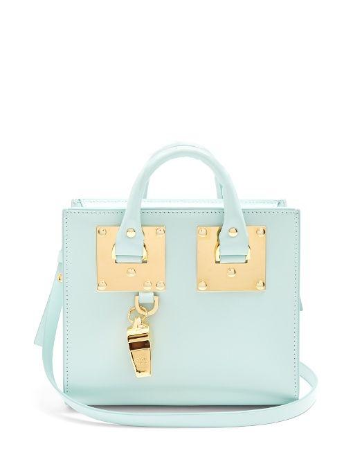 SOPHIE HULME . #sophiehulme #bags #shoulder bags #hand bags #leather #