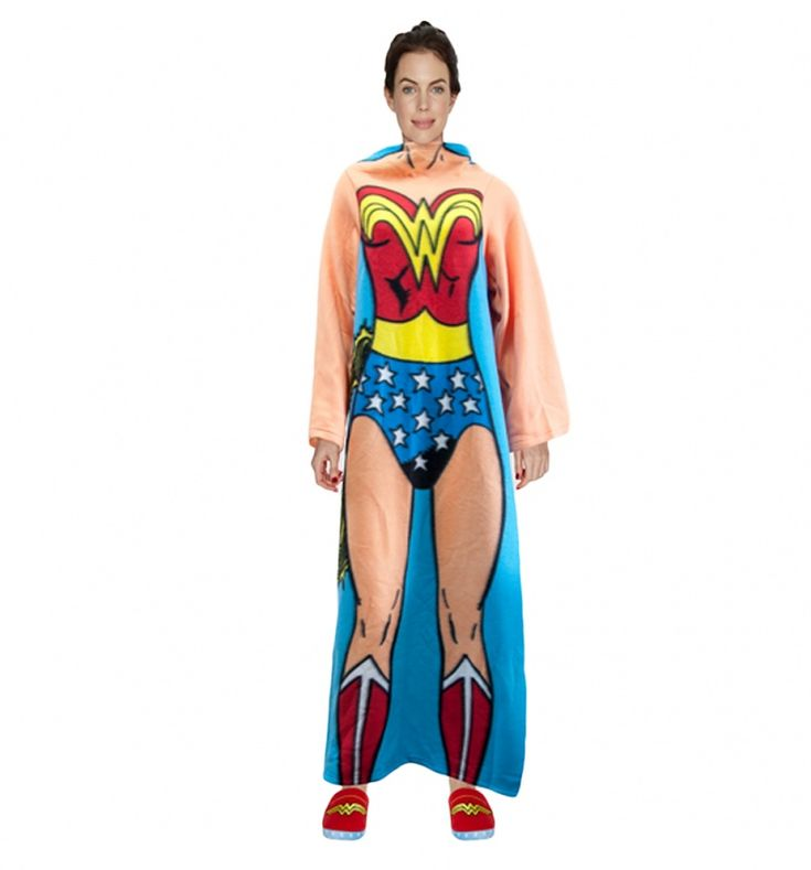 Deluxe wonder woman childrens costume-1801