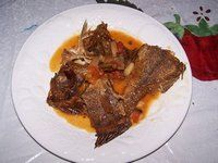 Jamaica Culture and Heritage---brown fish stew