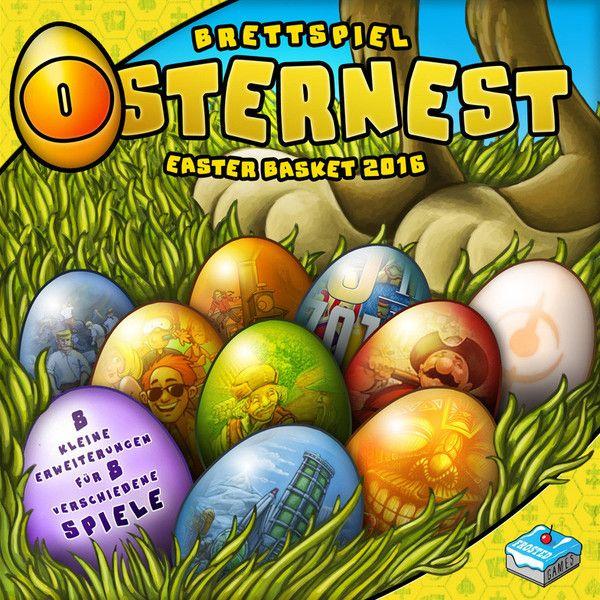 Brettspiel Easter Basket 2016 - No ETA