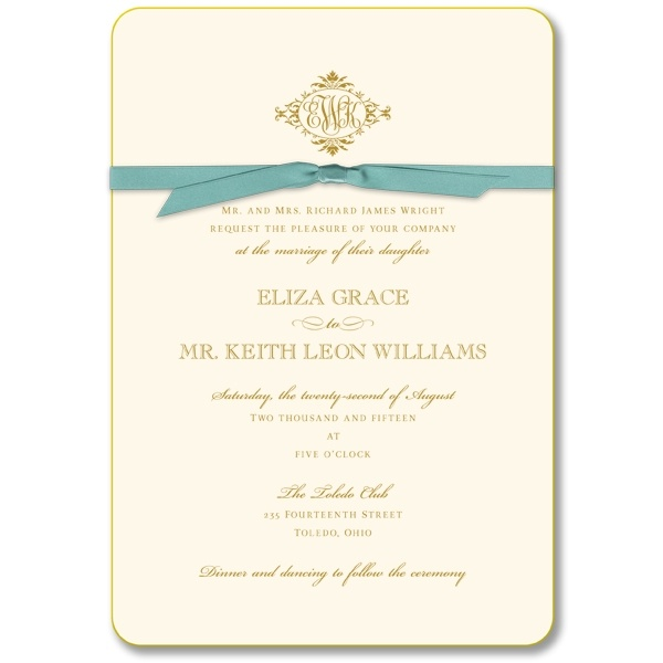 54 best weddings volume three images on pinterest | william arthur, Wedding invitations