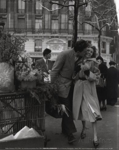 Paris, 1950 Posters by Robert Doisneau