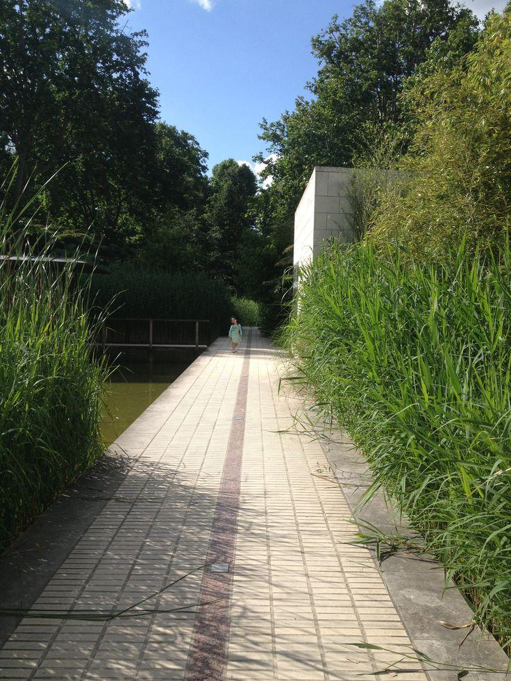 Parc de St. Emilion Paris 12 eme
