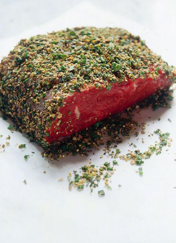Roast beef all'alloro
