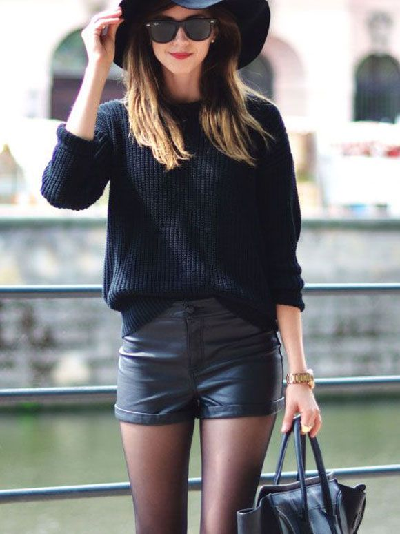 Fashion Fix: winter shorts - My Simply Special