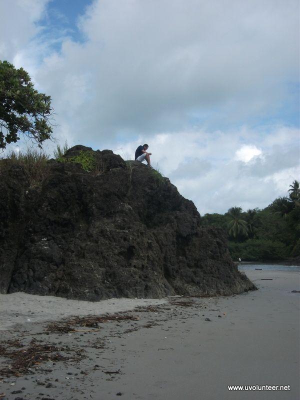 Manuel Antonio beach, Costa Rica. https://www.uvolunteer.net/  volunteer opportunities, volunteer overseas, volunteer organization, volunteer opportunities abroad, volunteer work