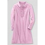 Lands' End Coupon: 20% Off Select Sale Items: Big Boys T-Shirt $4, Juniors' Ruffle Front Dress $8