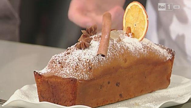 La ricetta del dolce plumcake metodo bignè di Pietro Macellaro